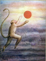 Hanuman_Mistakes_the_Sun_for_a_Fruit