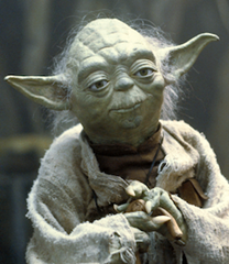 yoda from star wars